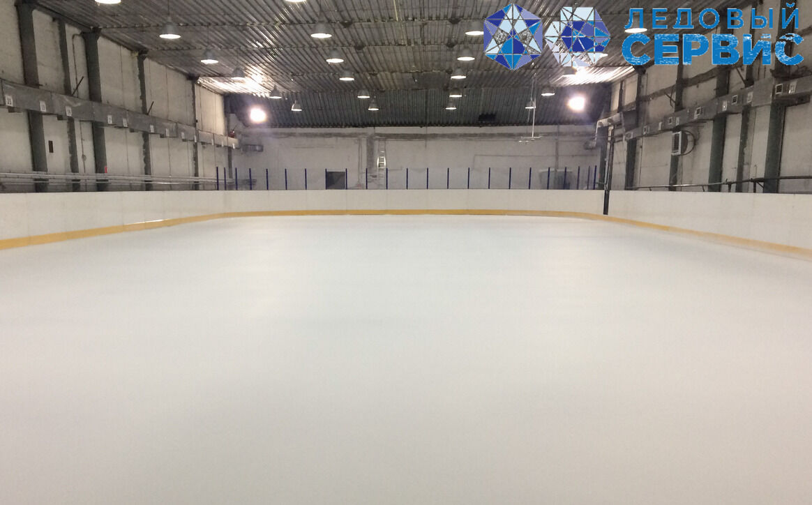 Покраска льда